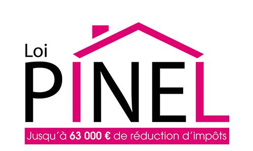 Loi Pinel jusqu'à 63000 € de réduction d'impôts