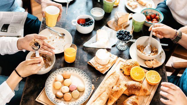 Petit déjeuner acheterduneuf.com tous les mardis dans nos bureaux d'anglet