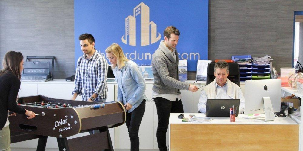 Startup Acheterduneuf - Entreprise libérée