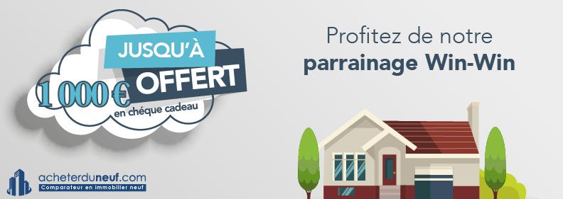 Parrainage win-win acheterduneuf.com