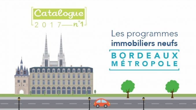 catalogue des programmes immobilier de bordeaux métropole