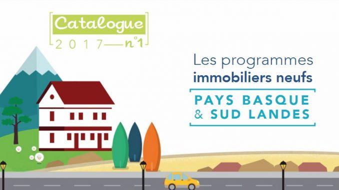 Catalogue des programmes immobiliers neufs Pays Basque et Sud Landes